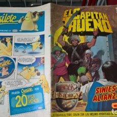 Cómics: COMIC: EL CAPITAN TRUENO Nº 94. SINIESTRA ALIANZA. EDICION HISTORICA. Lote 194873593