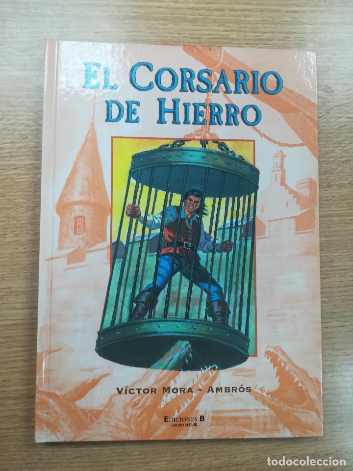 EL CORSARIO DE HIERRO TOMO #1 (Tebeos y Comics - Ediciones B - Clásicos Españoles)
