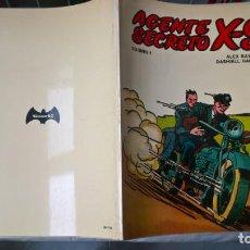 Cómics: COMIC: AGENTE SECRETO X-9 VOLUMEN 4 - ALEX RAYMOND, DASHIELL HAMMETT. Lote 194891007