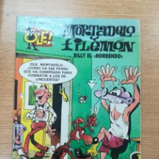 Cómics: MORTADELO Y FILEMON BILLY EL HORRENDO (OLE #37 - 1ª EDICION NOVIEMBRE 1993). Lote 194941146