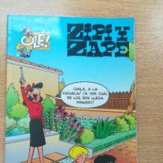 Cómics: ZIPI Y ZAPE (OLE #41 - 2ª EDICION JULIO 1998). Lote 194941175