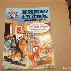 Cómics: MORTADELO Y FILEMÓN Nº 102, EDICIONES B. Lote 194942598