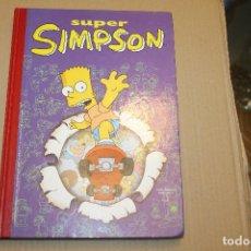 Cómics: SUPER SIMPSON Nº 8, TAPA DURA, EDICIONES B. Lote 194942991