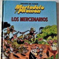Cómics: MORTADELO Y FILEMON Nº 7 - LOS MERCENARIOS - IBAÑEZ - EDICIONES B - TAPA DURA - AÑO 1997. Lote 194952071