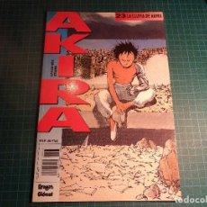 Cómics: AKIRA. Nº 23. DRAGON/GLENAT. (M-7). Lote 194953790