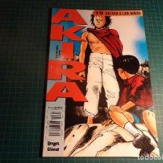 Cómics: AKIRA. Nº 19. DRAGON/GLENAT. (M-7). Lote 194953985