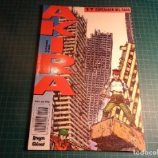 Cómics: AKIRA. Nº 17. DRAGON/GLENAT. (M-7). Lote 194954108