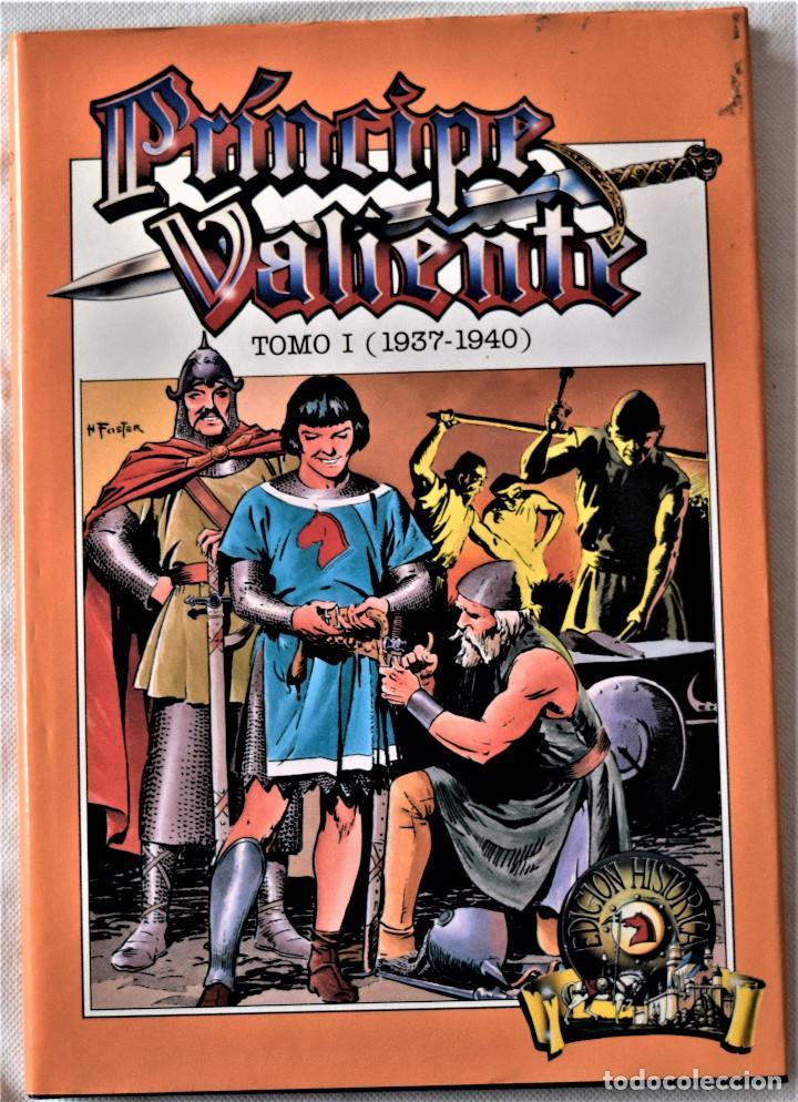 PRINCIPE VALIENTE - TOMI 1 (1937- 1940) EDICIONES B CRUPO Z - TAPA DURA (Tebeos y Comics - Ediciones B - Otros)