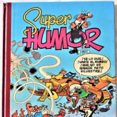 Cómics: SUPER HUMOR - 5 NÚMEROS DE MORTADELO Y FILEMON - RETAPADO - EDICIONES B - TAPA DURA. Lote 194993676