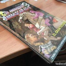 Comics : EL HOMBRE ENMASCARADO EDICIÓN HISTORICA LOTE 7 DIFERENTES (EDICIONES B) (COIB61). Lote 195002335