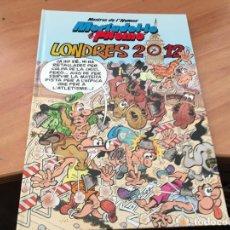 Cómics: MORTADEL.LO I FILEMO LONDRES 2012 MESTRES DE L'HUMOR Nº 31 (EDICIONES B) (COIB61). Lote 195003663