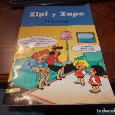 Cómics: ZIPI Y ZAPE, EL TÁNDEM. GUÍÓN E ILUSTRACIONES DE J. ESCOBAR. EDICIONES B 2.003. Lote 195008113