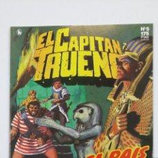 Cómics: EL CAPITAN TRUENO Nº 5. EDICION HISTORICA. EL PAIS DE LOS FARAONES. EDICIONES B. TDKC49. Lote 195105055