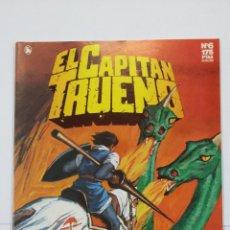 Cómics: EL CAPITAN TRUENO Nº 6. EDICION HISTORICA. CONTRODA, LA HECHICERA. EDICIONES B. TDKC49. Lote 195105116