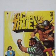 Cómics: EL CAPITAN TRUENO Nº 8. EDICION HISTORICA. LA HISTORIA DE SIGRID. EDICIONES B. TDKC49. Lote 195105193