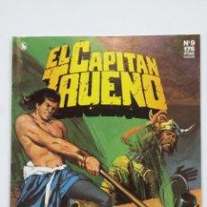 Cómics: EL CAPITAN TRUENO Nº 9. EDICION HISTORICA. LA VOZ DE ZANKU. EDICIONES B. TDKC49. Lote 195105230