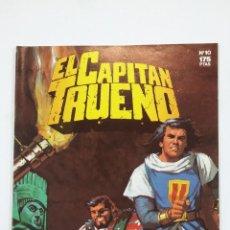 Cómics: EL CAPITAN TRUENO Nº 10. EDICION HISTORICA. LA ULTIMA LUCHA. EDICIONES B. TDKC49. Lote 195105261
