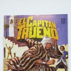 Cómics: EL CAPITAN TRUENO Nº 13. EDICION HISTORICA. CAUTIVOS EN ARGEL. EDICIONES B. TDKC49. Lote 195105407