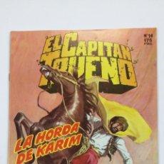Cómics: EL CAPITAN TRUENO Nº 14. EDICION HISTORICA. LA HORDA DE KARIM. EDICIONES B. TDKC49. Lote 195105442