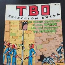 Cómics: EDICIONES B TEBEO SELECCION EXTRA TOMO 2 CON 3 NUMEROS NORMAL ESTADO OFERTA 8. Lote 195170672
