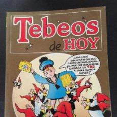 Cómics: EDICIONES B TEBEOS DE HOY TOMO 12 CON 4 NUMEROS NORMAL ESTADO OFERTA 8. Lote 195170948