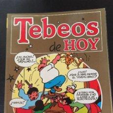 Cómics: EDICIONES B TEBEOS DE HOY TOMO 2 CON 4 NUMEROS NORMAL ESTADO OFERTA 8. Lote 195171147