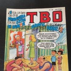 Cómics: EDICIONES B TBO NUMERO 86 NORMAL ESTADO OFERTA 9. Lote 195179732