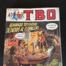 Cómics: EDICIONES B TBO NUMERO 101 NORMAL ESTADO OFERTA 9. Lote 195179770