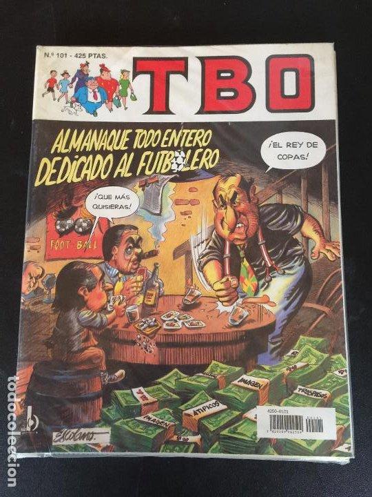 EDICIONES B TBO NUMERO 101 NORMAL ESTADO OFERTA 9 (Tebeos y Comics - Ediciones B - Clásicos Españoles)