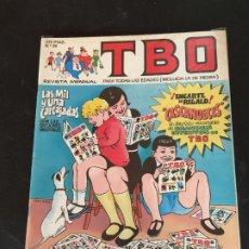 Cómics: EDICIONES B TBO NUMERO 39 NORMAL ESTADO OFERTA 9. Lote 195179966