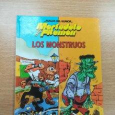 Cómics: MORTADELO Y FILEMON LOS MONSTRUOS (MAGOS DEL HUMOR #22). Lote 195231645