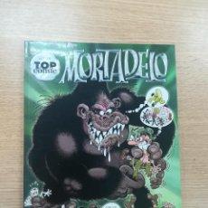 Cómics: MORTADELO TOP COMIC #18. Lote 195231661