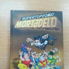 Cómics: SUPERTOPCOMIC MORTADELO #1. Lote 195231687
