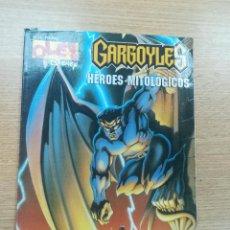 Cómics: GARGOYLES HEROES MITOLOGICOS (OLE DISNEY #13. Lote 195231700