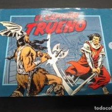 Cómics: EL CAPITÁN TRUENO TOMO 1 EDICIONES B NÚMEROS DEL 1 AL 48. Lote 195265732