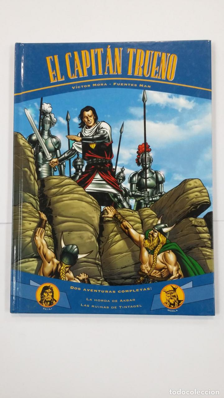 EL CAPITAN TRUENO. VICTOR RAFA. FUENTES MAN. TDKC50 (Tebeos y Comics - Ediciones B - Clásicos Españoles)