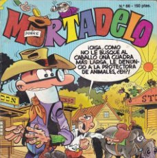 Cómics: COMIC MORTADELO Nº 66. Lote 195364121