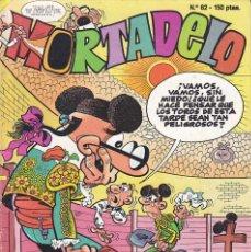 Cómics: COMIC MORTADELO Nº 62. Lote 195364228