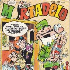 Cómics: COMIC MORTADELO Nº 168. Lote 195364260