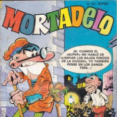 Cómics: COMIC MORTADELO Nº 123. Lote 195364350