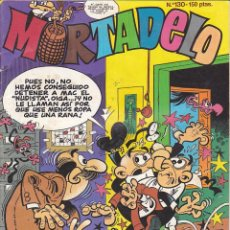 Cómics: COMIC MORTADELO Nº 130. Lote 195364390