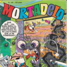 Cómics: COMIC MORTADELO Nº 69. Lote 195364425