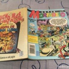 Cómics: SUPER MORTADELO. Nº 105. EDICIONES B.. Lote 195373047