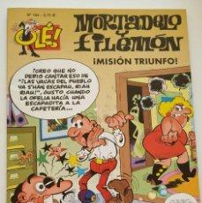 Cómics: CÓMIC OLÉ! MORTADELO Y FILEMÓN Nº 164 ¡MISIÓN TRIUNFO! - GRUPO ZETA EDICIONES B 2003. Lote 195434887