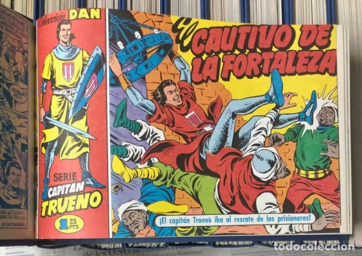 Cómics: EL CAPITAN TRUENO COMPLETA + 6 (TODOS) LOS EXTRAS. EDICIONES B 1991. NUEVA DE QUIOSCO SIN LEER - Foto 5 - 195440593