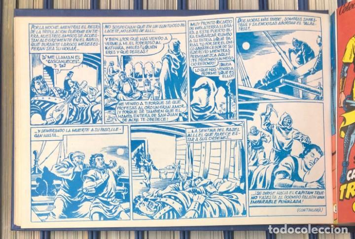 Cómics: EL CAPITAN TRUENO COMPLETA + 6 (TODOS) LOS EXTRAS. EDICIONES B 1991. NUEVA DE QUIOSCO SIN LEER - Foto 6 - 195440593