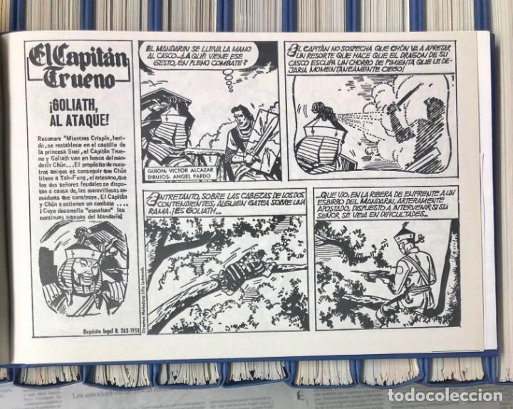 Cómics: EL CAPITAN TRUENO COMPLETA + 6 (TODOS) LOS EXTRAS. EDICIONES B 1991. NUEVA DE QUIOSCO SIN LEER - Foto 13 - 195440593