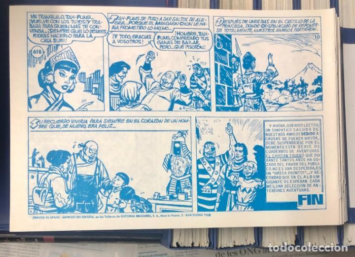 Cómics: EL CAPITAN TRUENO COMPLETA + 6 (TODOS) LOS EXTRAS. EDICIONES B 1991. NUEVA DE QUIOSCO SIN LEER - Foto 14 - 195440593