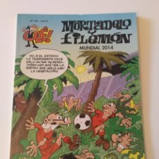 Cómics: MORTADELO Y FILEMÓN - OLÉ 199 - MUNDIAL 2014. Lote 195446770