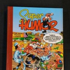 Cómics: SUPER HUMOR - TOMO Nº 33 - MORTADELO Y FILEMON - 13 RUE DEL PERCEBE - EDICIONES B -. Lote 195469250